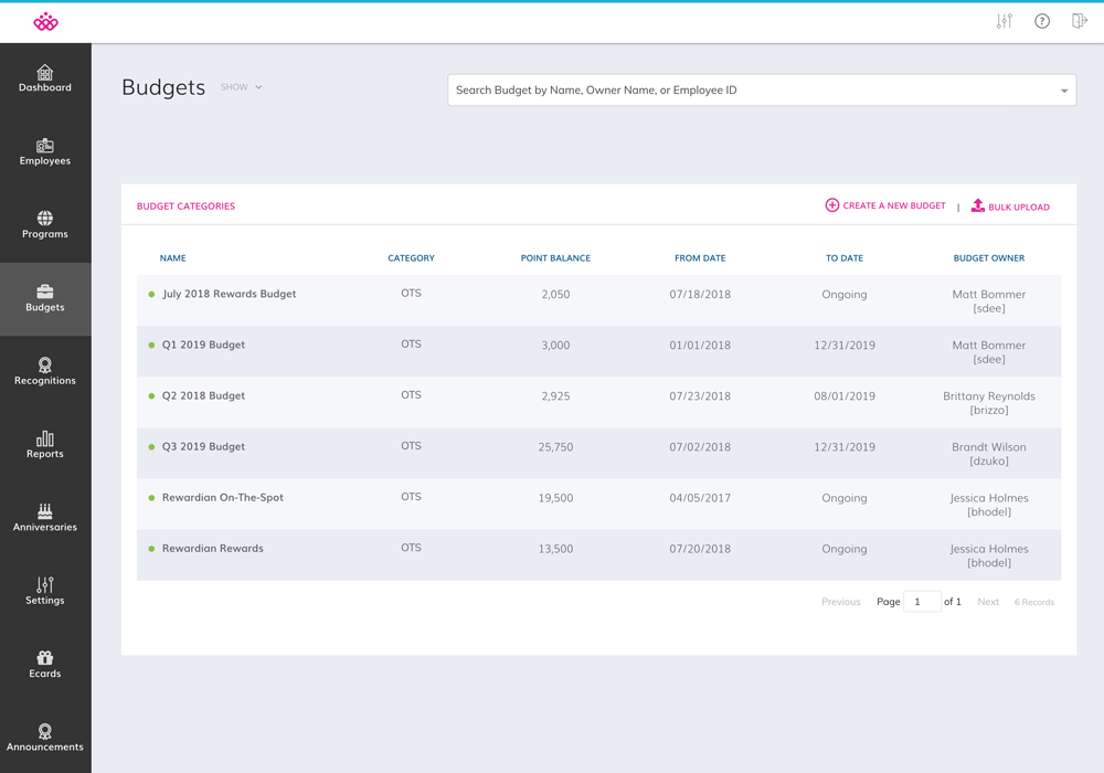 budget-dashboard